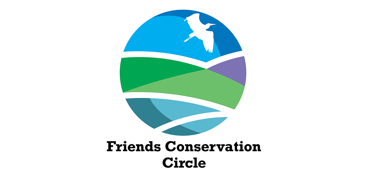 Friends Conservation Circle: Over $1,000
